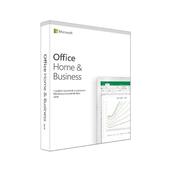 Microsoft Office Home & Business 2019, slovenski